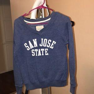 San Jose State sweatshirt